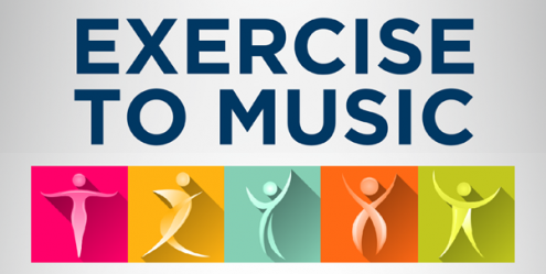 Exercise to Music logo